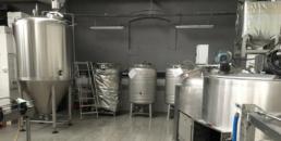 fermentation de la bière artisanale